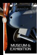 modelmakers UK museum exhibition
