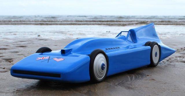 1935 Bluebird 1:12th Scale Model Edition